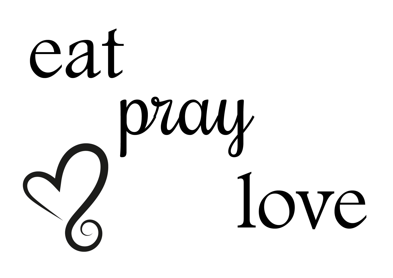 Eat Pray Love Simply Crafty